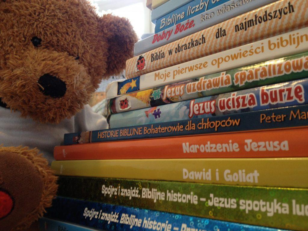 Przegląd Biblii dla dzieci