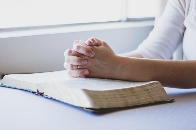 Odważna modlitwa