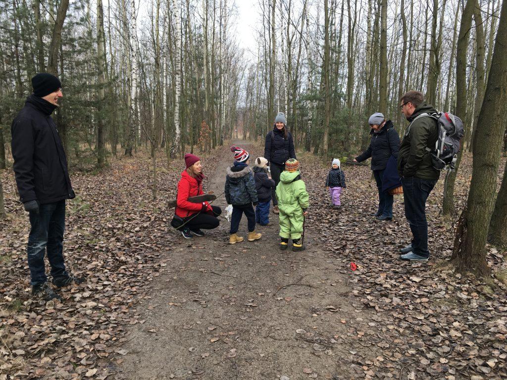 Chodź z nami do lasu!
