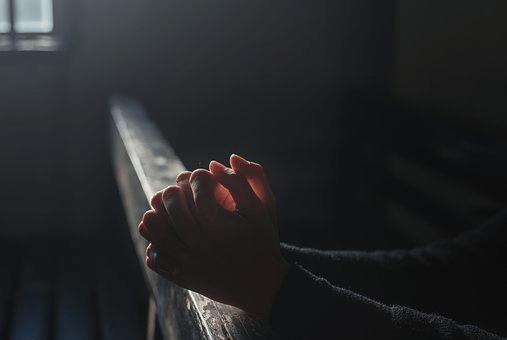 Modlitwa za dzieci