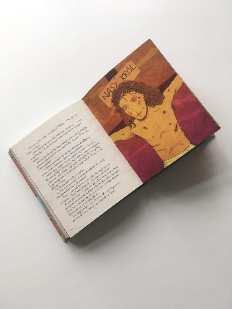Zaskakująca Biblia dla dzieci